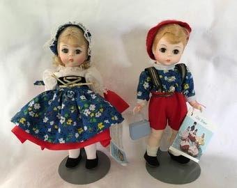 Madam Alexander Hansel and Gretel