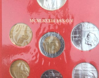 1983 ANNO V Coin Set