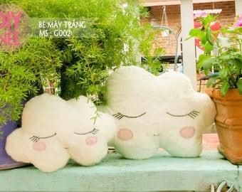 INEE White Cloud Pillow