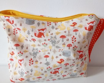 Small toiletry bag baby / child