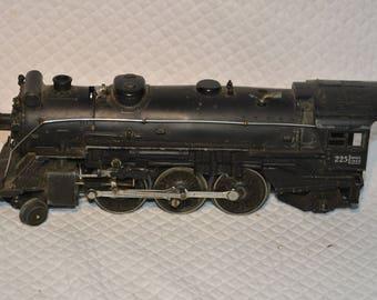 Lionel Lines by Lionel Electric Trains. 1939-1942 225 Locomotive