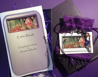 Everyday Devotional & Devotional Beads - Esther Beads (c)