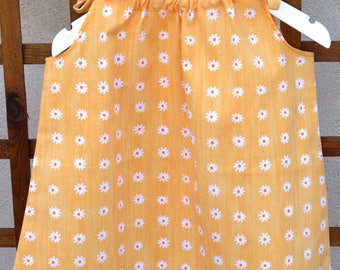 "Tunics with ties ""Daisies"" size 4t"