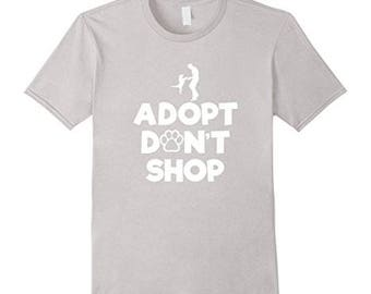 Dog Rescue: Adopt. Don't Shop T-Shirt