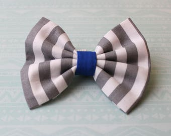 A Touch Of Blue Bow Tie