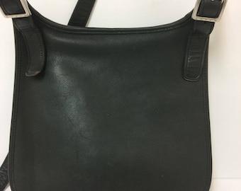 Coach Saddle Pouch Hippie Bag Crossbody Bag 9136