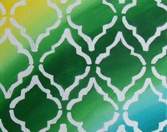 Pattern A Painting