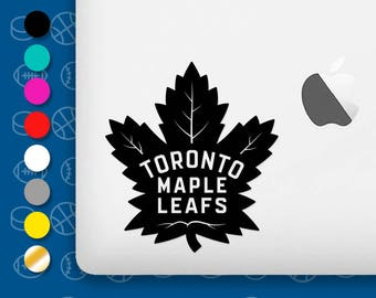 toronto maple leafs, maple leafs decal, maple leafs sticker, maple leafs vinyl, toronto decal, toronto sticker, toronto vinyl