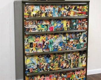 X-men Comic Dresser