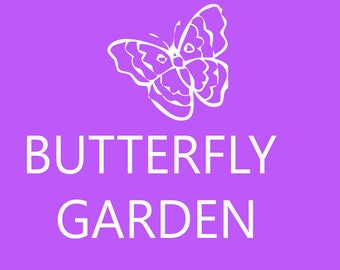 Butterfly Garden Party Boxes