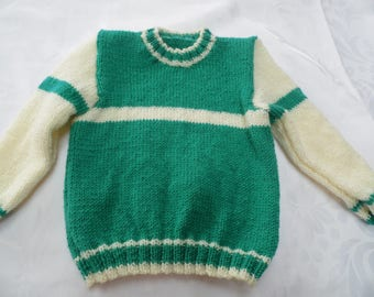Size 2 years round neck jumper