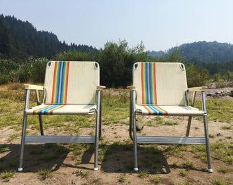 Retro Patio Chairs!