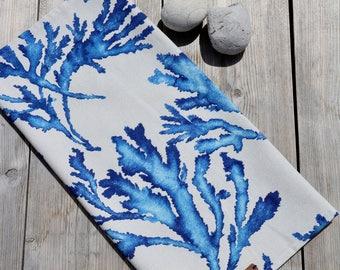 Apron - Blue Coral / Delantal / Küchenschürze
