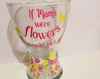 Flower vases for Mother's Day gift