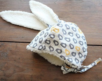 650 Rabbit Hat PDF Pattern