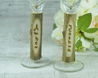 Wedding Champagne Flutes Wedding Champagne Glasses Wedding Toasting Glasses Bride and Groom Flutes Wedding Gift Anniversary Toast Flutes