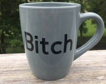 Supernatural Bitch mug