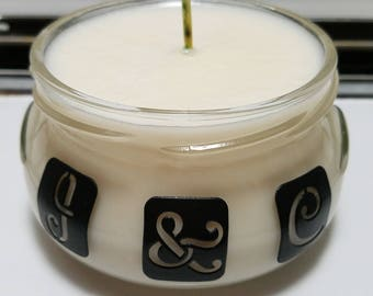 Customizable Essential Oil Soy Candle!
