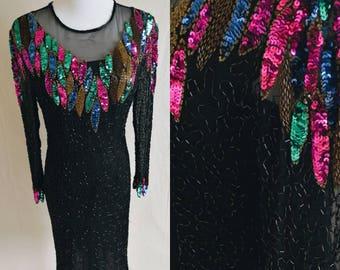 Fun Scala Sequin Dress