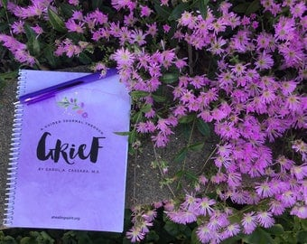 A Guided Journal through Grief