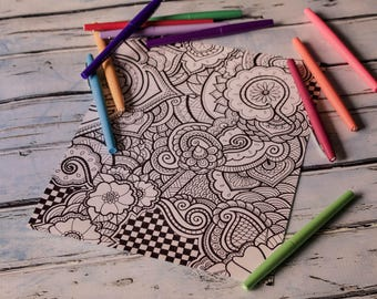 Printable Coloring Page 3