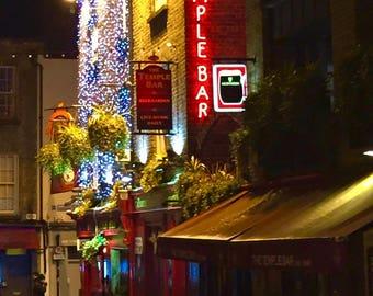 Temple Bar -  Dublin, Ireland