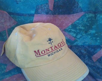 Montague Michigan Cap
