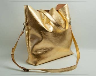 Shopper bag GoldMoon (free shipping)