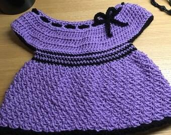Girl dress/tunic handmade