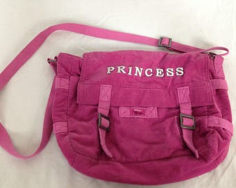 Princess shoulder bag
