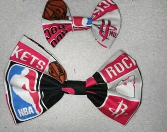 Houston Rockets bow ties