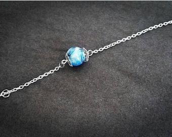 Wonderful Bohemian Oriental fancy chain bracelet