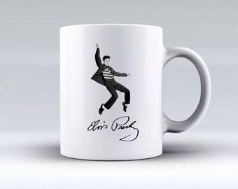 Elvis Presley - Mug