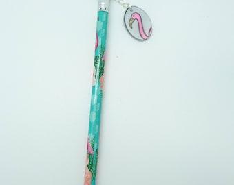 Pencil FLAMENT ROSE Fimo