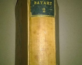 296) 1882 French old book