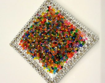 Mix seed beads
