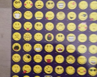 Stickers stickers smileys