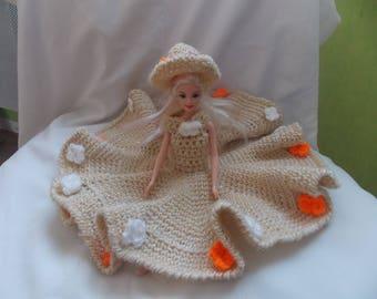 pretty barbie dress