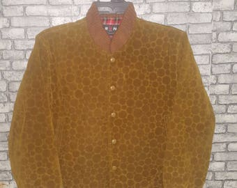 Vintage rare VAN JAC velvet jacket