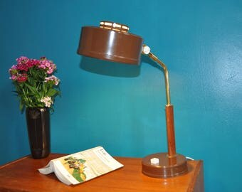 Scandinavian desk lamp