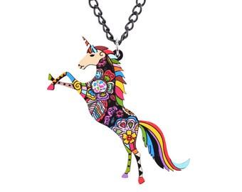 1 necklace Unicorn Unicorn 80 x 40 mm within 15 days