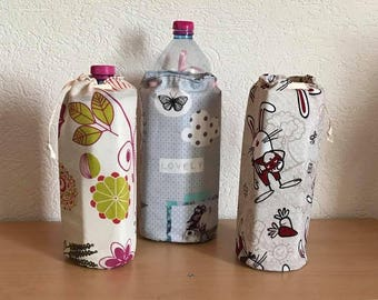 Insulated bag for bottle 1 L