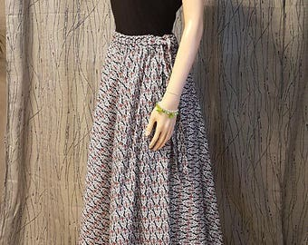 1 long SKIRT. HAND MADE