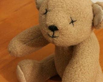 stuffed Teddy bear plush
