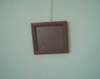 wobbly hanging rectangle photo frame