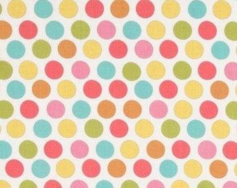 Dots sorbet Miller patchwork fabric
