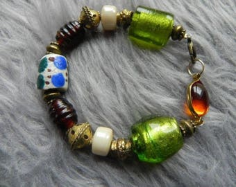 Pretty ethnic women bracelet