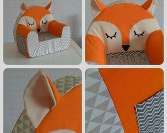 Fox customize club Chair