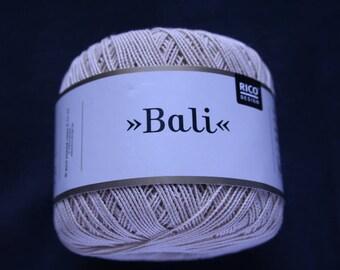 Ball Beige Rico Design Bali Fabre 003