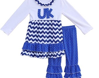 University of Kentucky Wildcats Girls Set